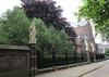 Tilburg rk kerkhof Goirke beeldengalerij