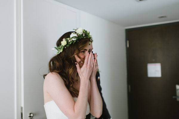 Celine Kim Photography Bellwoods Brewery intimate city wedding Toronto vintage ttc streetcar-22