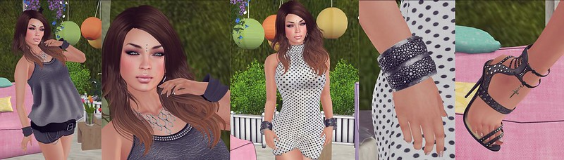 Fashion Therapy LOTD  #  58 Collage