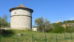 Tower, Tornac - Photo of Puechredon