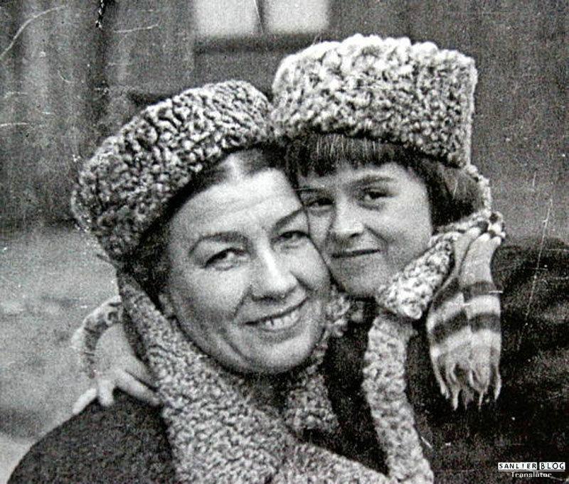 苏联名人家庭照片09