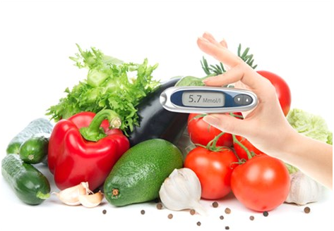 Kiểm soát tốt đường huyết bằng chế độ ăn uống khoa học