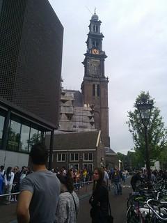 Torre campanaria della Westerkerk