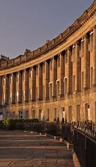UK - Bath - Royal Crescent