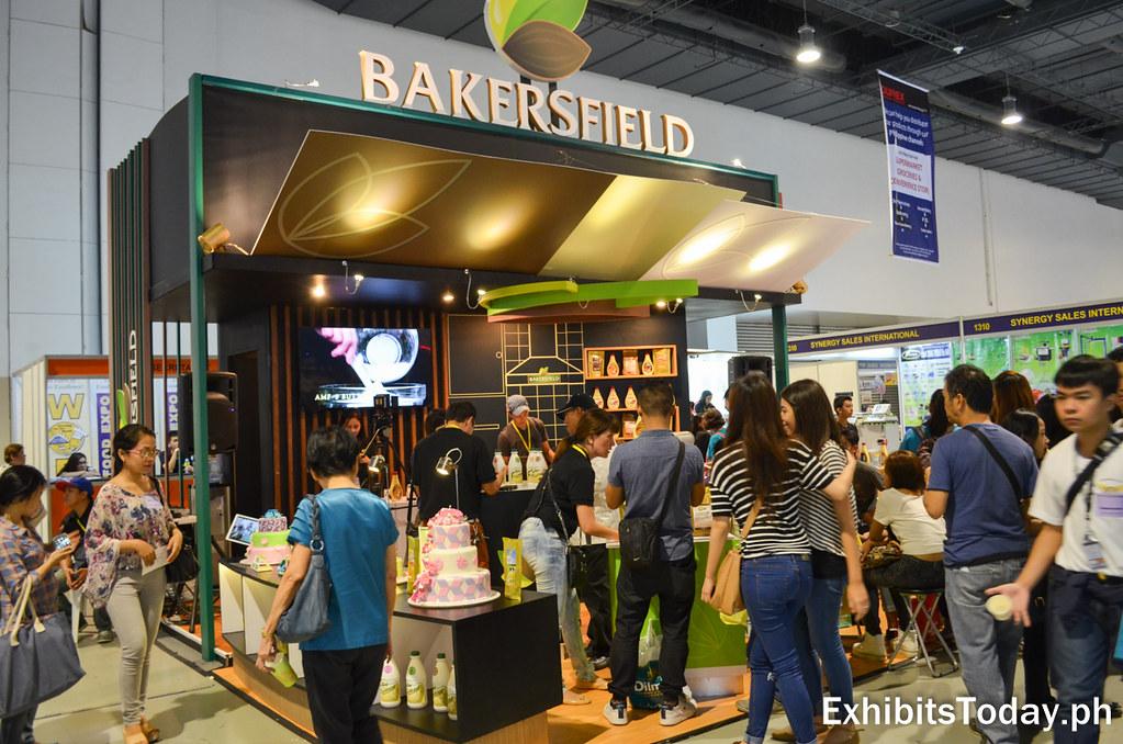 Bakersfield Exhibit Stand