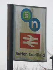 Sutton Coldfield Station