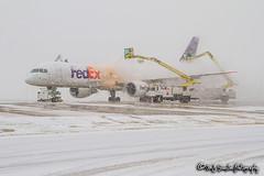 N999FD FedEx | Boeing 757-230(SF) | Memphis International Airport