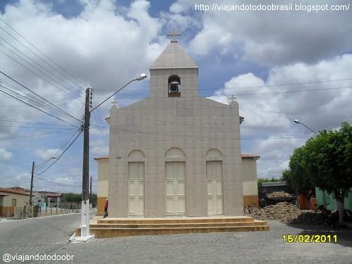 Minador do Negrão - Igreja Nossa Senhora das Graças