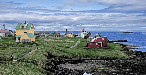 bobgundersen robertgundersen gundersen nikon nikond600 nikoncamera europe flateyisland flatey iceland island islandia birdtrips connecticutaudubon audubon ecotravel trip hike d600 green gray landscape skyline town building scenes water waterfront ocean sea seaside house architecture landoficeandfire exterior outside outdoor interesting image photo picture trail shoreline shore places clouds flickr