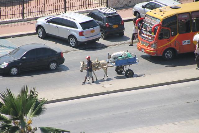 Cartagena Traffic