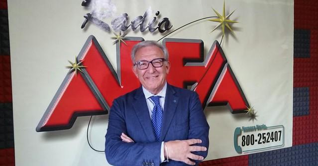 Michele Albanese, direttore della Banca Monte Pruno