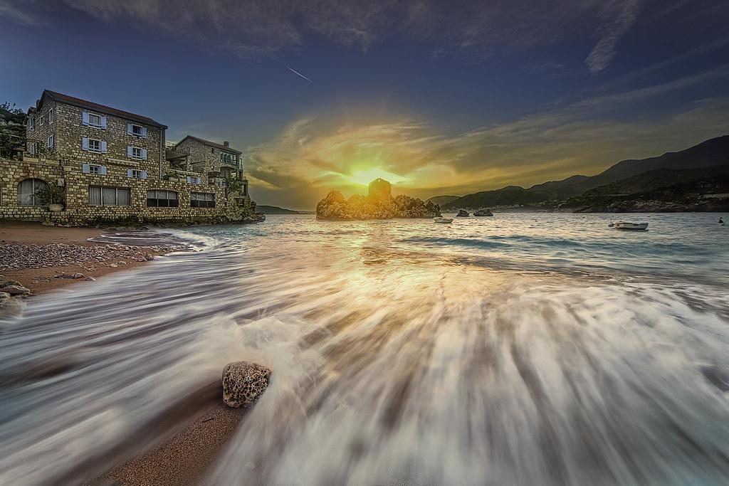 Montenegro, Pržno sunset