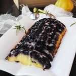 Ricotta Fruit Cake