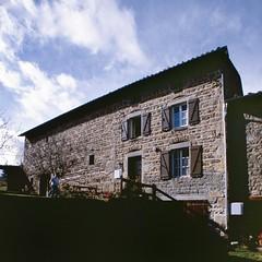 Verrières en Forez (Loire) - Photo of Saint-Bonnet-le-Courreau