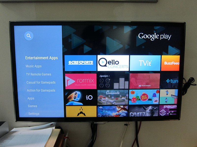Nexus Player - Google Play
