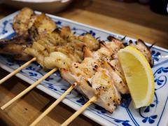 Yakitori - Japanese cuisine