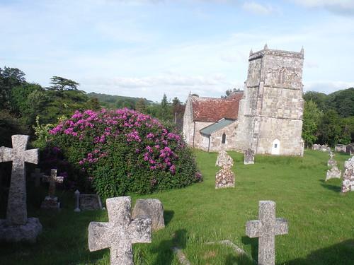 All Saints, Sutton Mandeville