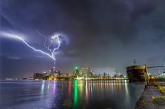 CN Tower Lightning 02