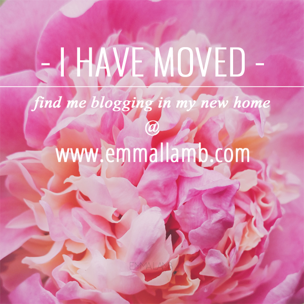 I have moved! Visit me in my new website and blog at www.emmallamb.com | Emma Lamb