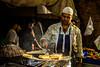 Special Kheema Roti vendor in Mosque street, Frazer town