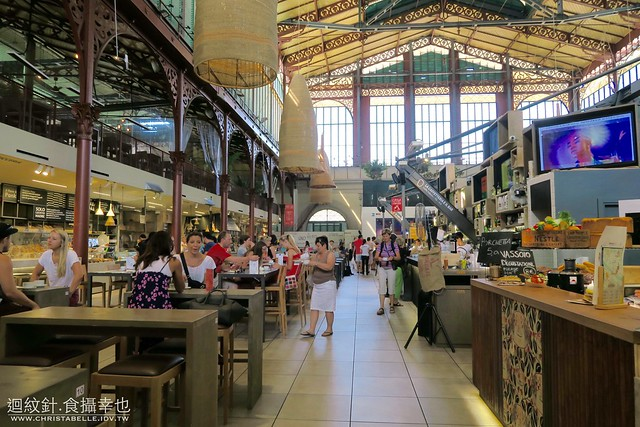 佛羅倫斯中央市場 Mercato Centrale, Firenze