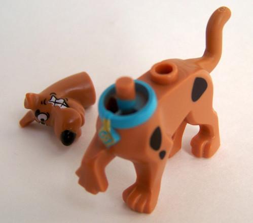 LEGO Scooby Doo minifigure