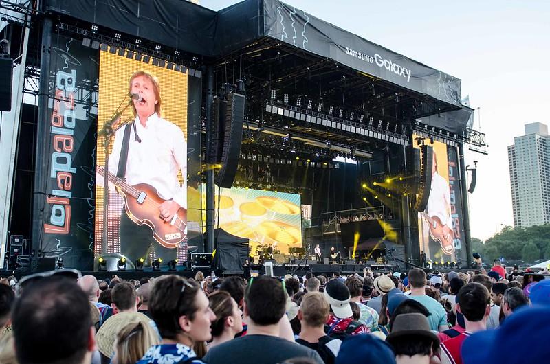Lollapalooza 2015: Paul McCartney
