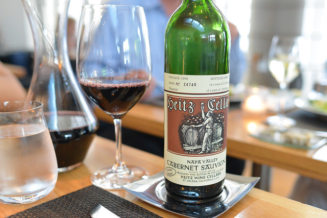 "1998 Heitz Cellar ""Martha's Vineyard"" Napa Valley Cabernet Sauvignon"