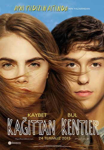 Kağıttan Kentler - Paper Towns (2015)