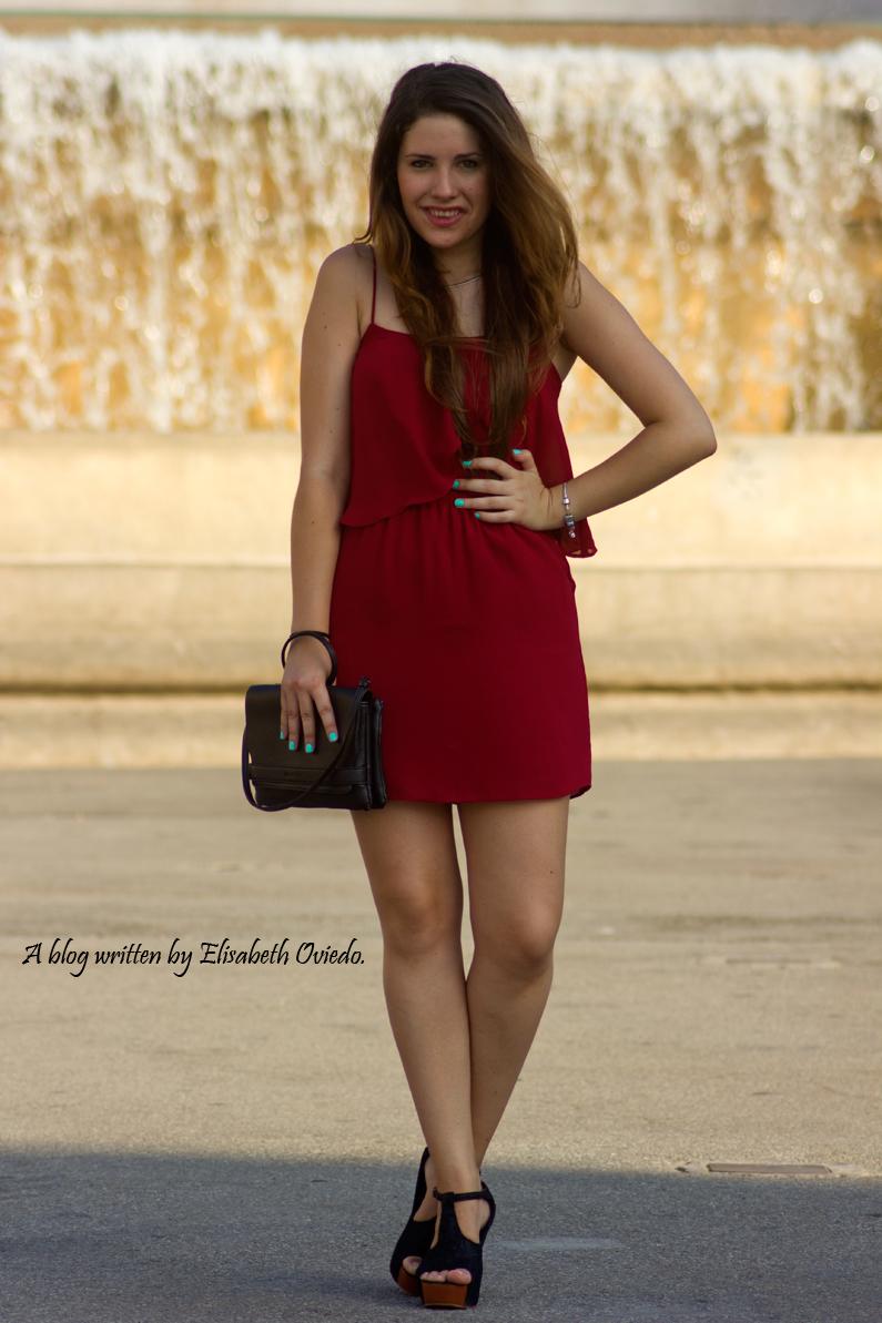 vestido burgundy MANGO HEELSANDROSES ELISABETH OVIEDO (7)