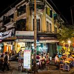 City life in Viet Nam