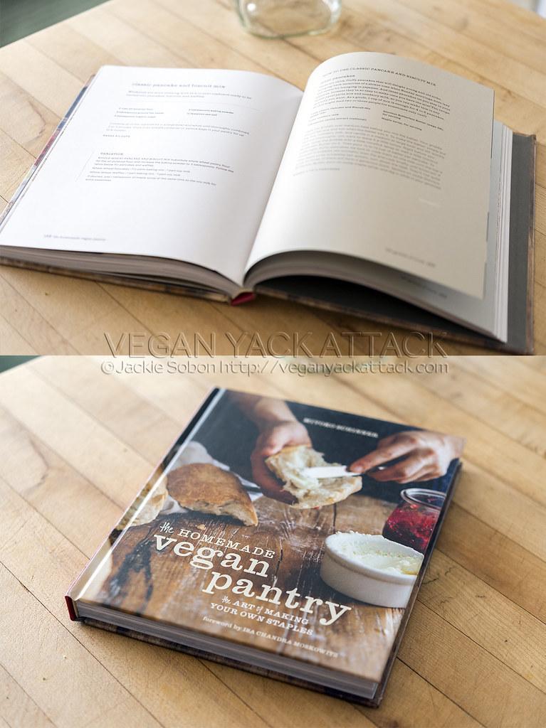 Miyoko Schinner's Homemade Vegan Pantry