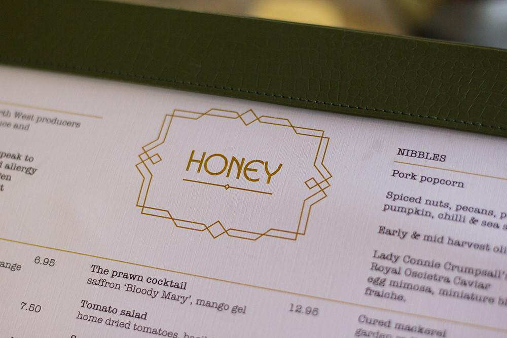 honey-restaurant-hotel-gotham-menu