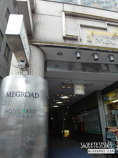 hotel abest meguro review