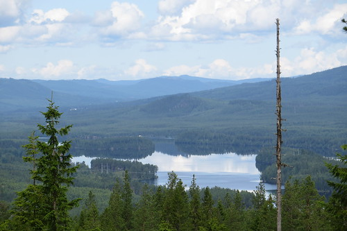 La vista des del cim