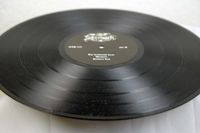 "FALKENBACH ...MAGNI BLANDINN OK MEGINTIRI LTD EDITION SAP 009 12"" LP VINYL"