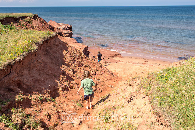 Revisiting Thunder Cove, PEI
