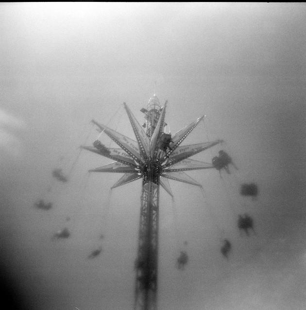 Spinning high