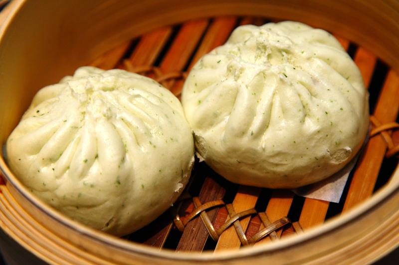 Coriander-Char-Siew-Bao