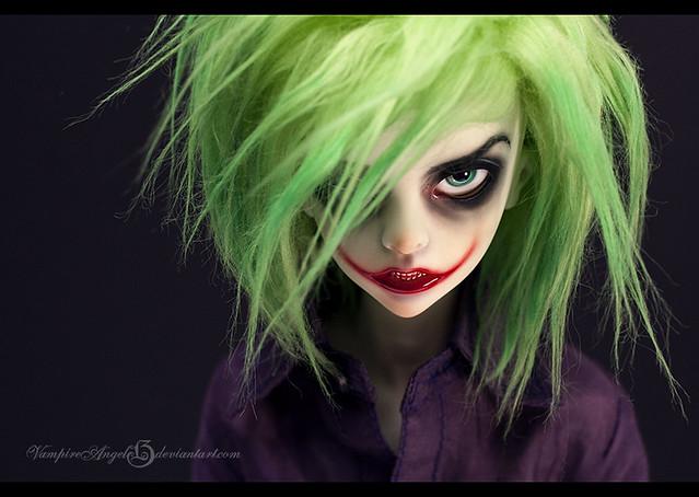 joker new eyes