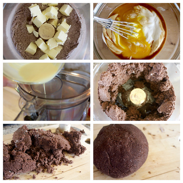 Chocolate Pistachio Rugelach - 37