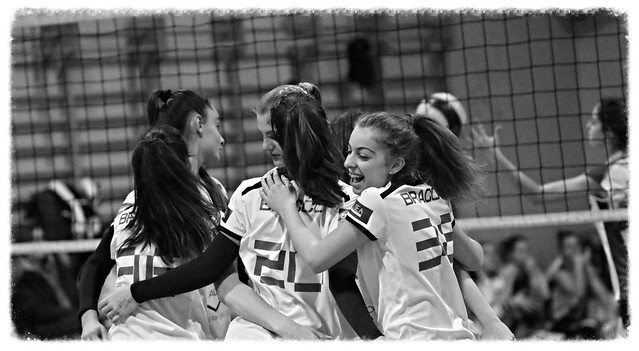 U21 Seconda Divisione 12 Gennaio 2017 Pro Patria  - ASD Sanda Volley 3 - 0