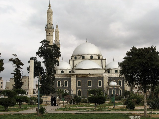 Kha;id Bin Walid Mosque Homs Syria 2006
