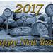 Happy New Year 2017 ! by Jamie Burnstein