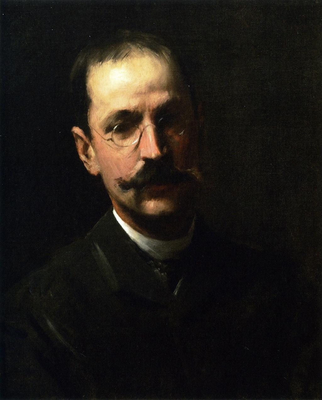 William Launt Palmer by William Merritt Chase, 1887
