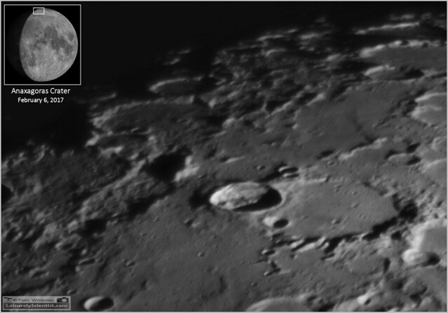 Anaxagoras Crater – February 6, 2017