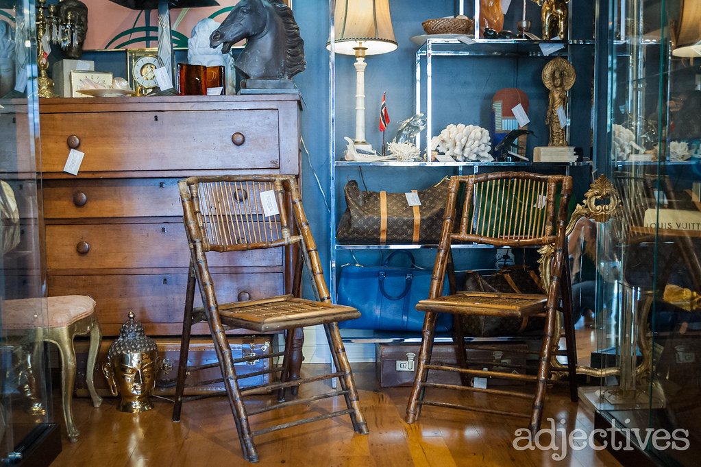 Adjectives Featured Finds in Winter Park by Trent Brady