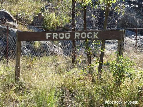 Frog Rock, Near Mudgee NSW