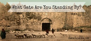 What Gate Are You Standing By?