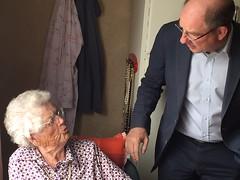 2015.06.20|Bezoek aan 105 jarige Netteken